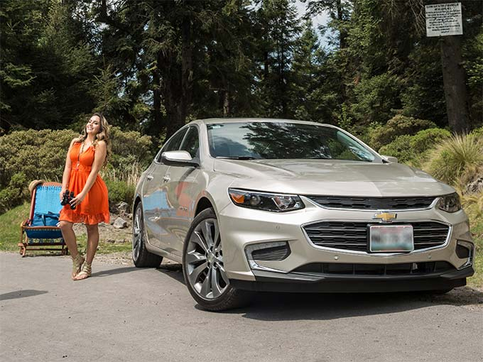 Chevrolet malibu 2017 presentacion prueba de manejo precio for Malibu precio