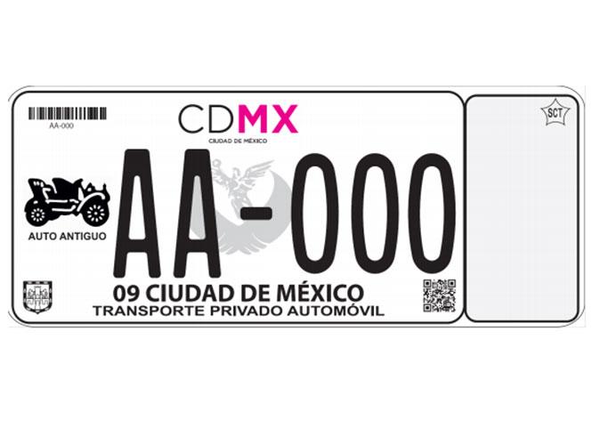 Cmo tramitar las placas de auto antiguo dictamen del IPN