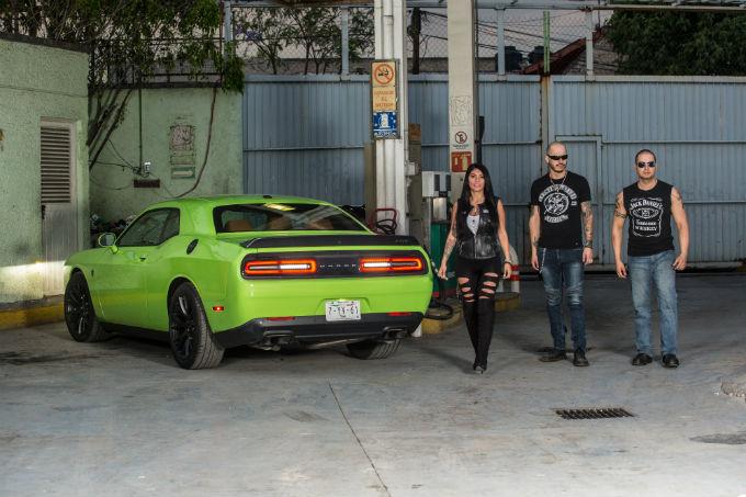 Dodge Challenger Hellcat precio especificaciones fotos ...