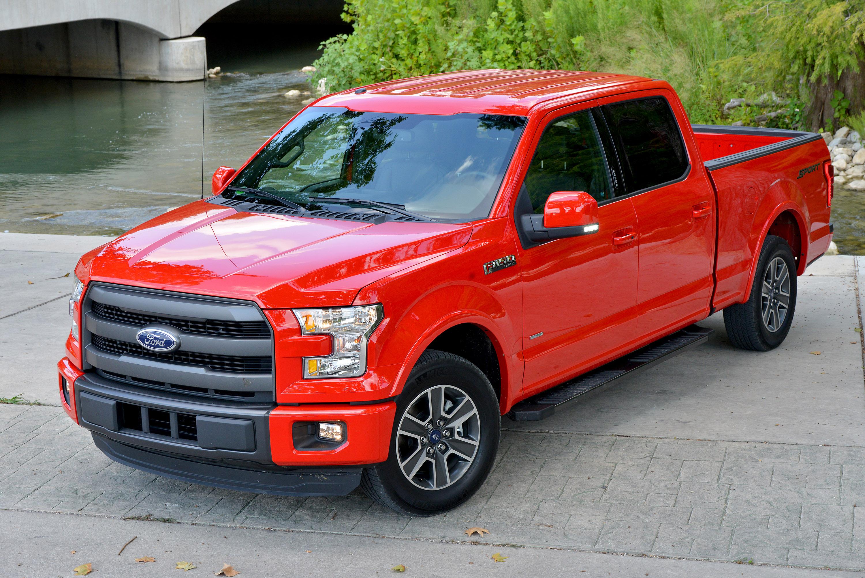 Ford f-150 lobo 2015 precio especificaciones   Atraccion360