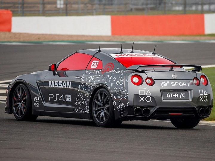 Nissan creó un juguetazo por sus 20 años con Gran Turismo