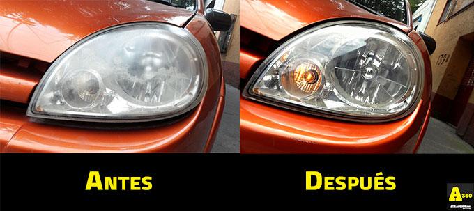 Como pulir los faros del auto rapido atraccion360 - Como pulir faros de coche ...