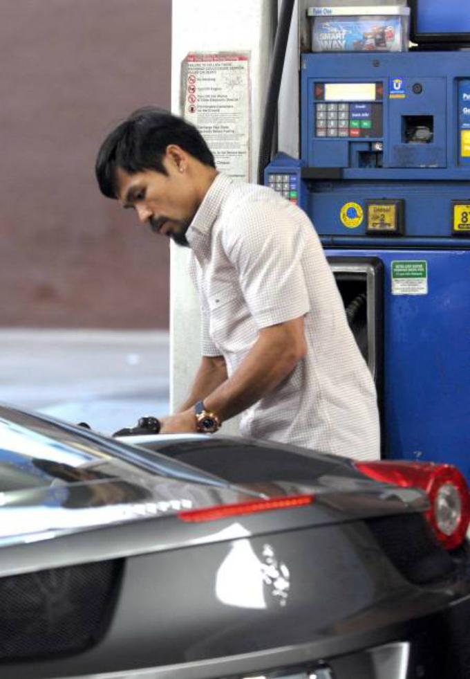 Los Autos De Manny Pacquiao Atraccion360