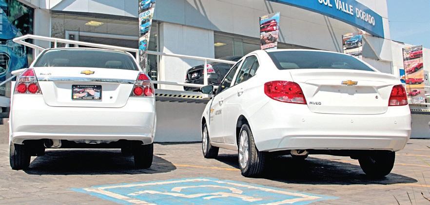 Conviene Comprar El Chevrolet Aveo 2018 Dinero En Imagen