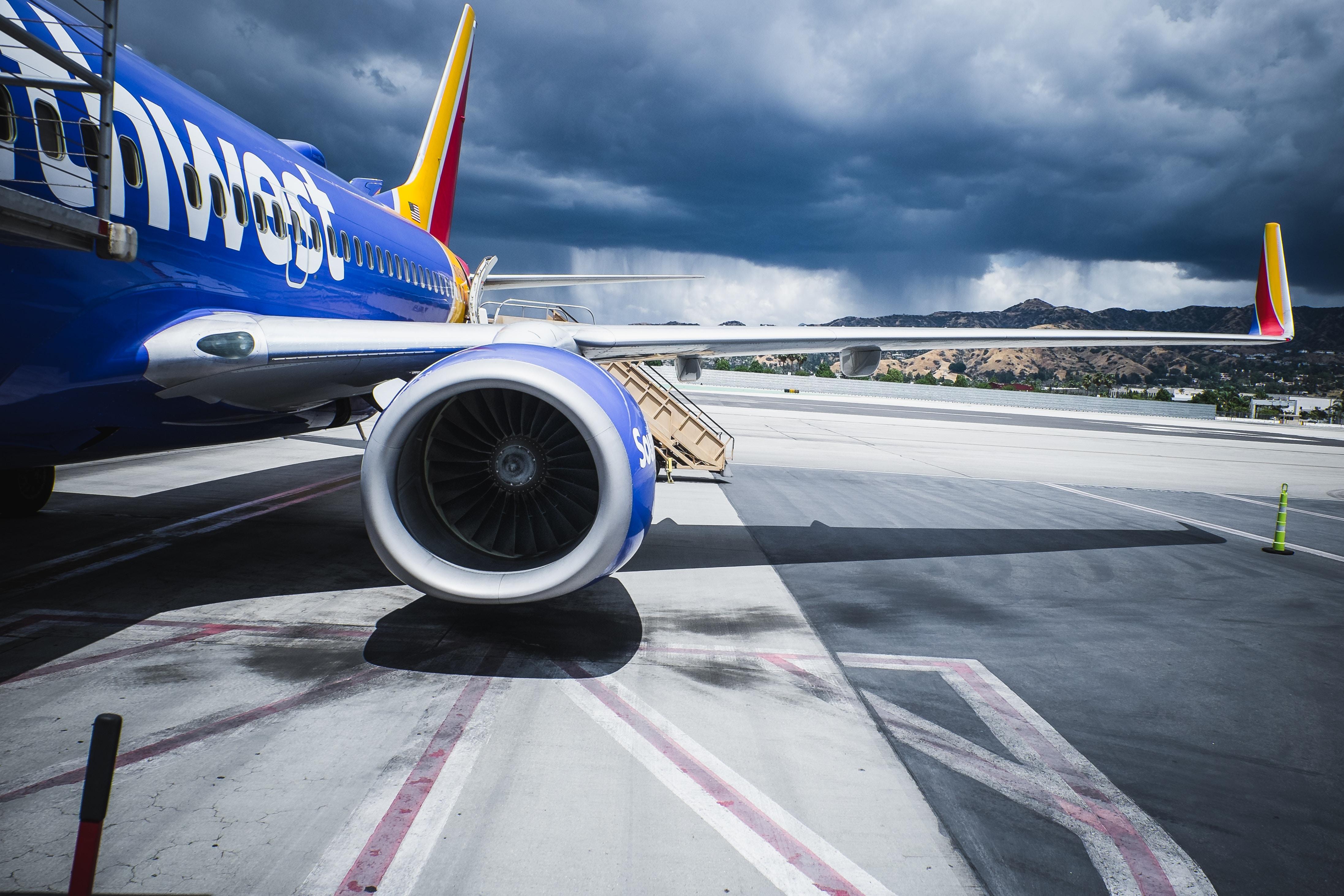 aviones coloridos