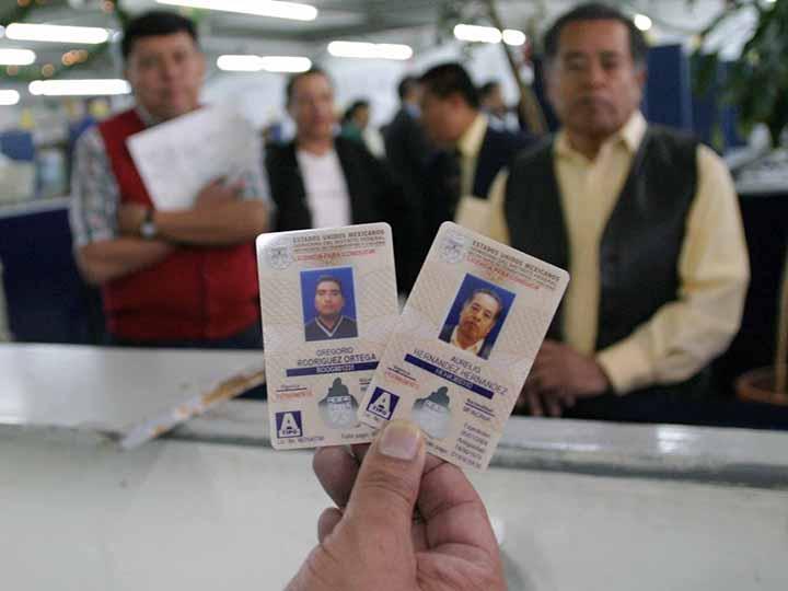 Examen de manejo será obligatorio a partir de julio para obtener licencia