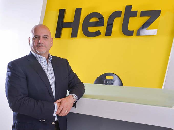 Renta autos el ctricos cdmx ciudad de m xico circulan for Hertz oficinas