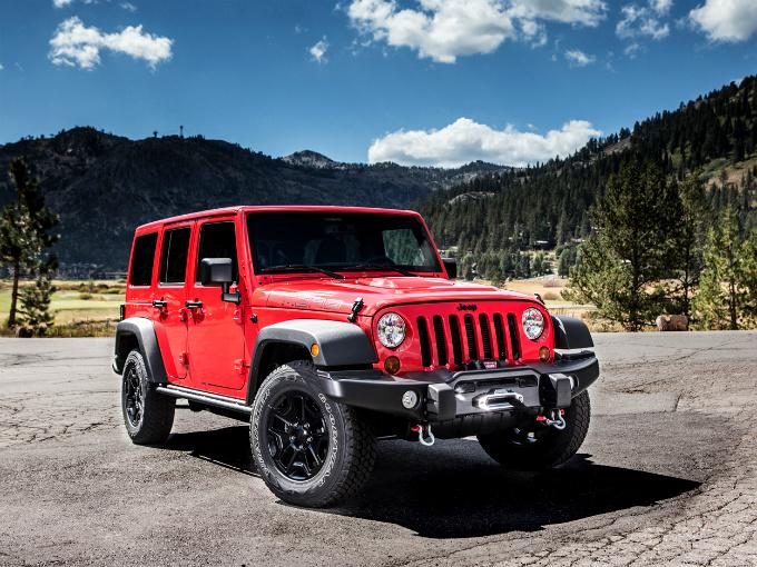 Jeep Wrangler conquista dos reconocimientos Kelly Blue ...