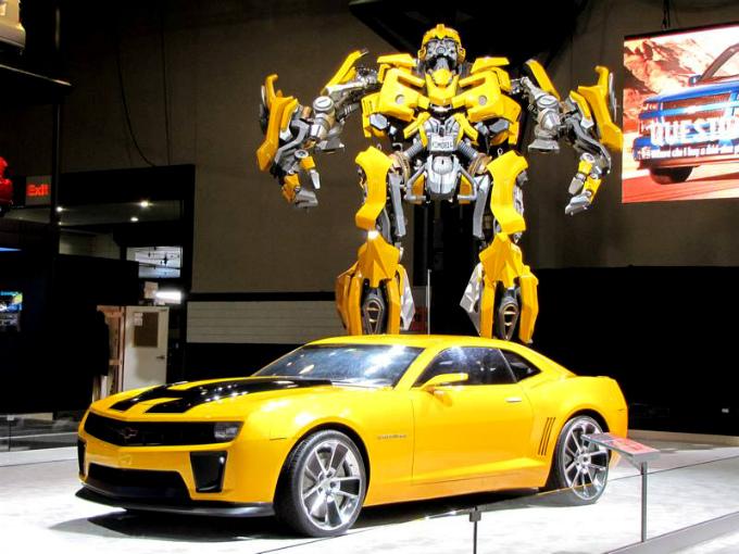 Los Diez Autos De Pelcula Atraccion360