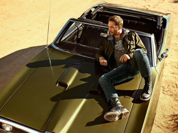 La exclusiva colección de autos de Paul Walker