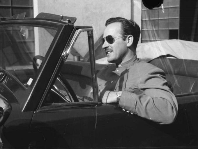La joya automotriz que manejaba Pedro Infante. Fotos: Autos Clásicos Mexicanos Fb