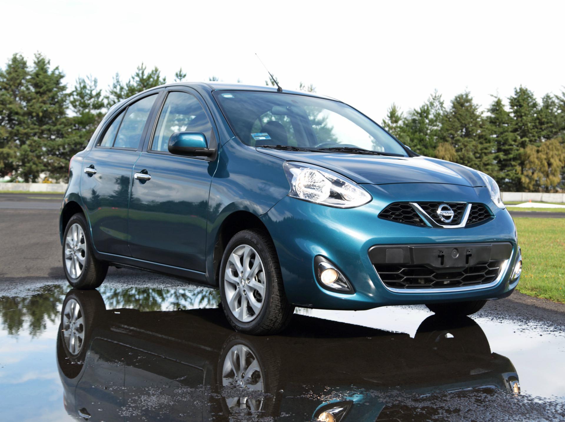 Prueba Nissan March 2014 | Autos Post