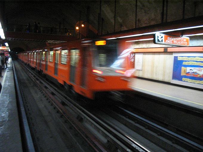 metro estacion