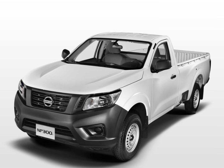 Pickup, Nissan. Total de unidades robadas: 3,085. Costo de seguro con cobertura limitada anual más alto: ZURICH Seguros, $  44,535. Menor: HDI Seguros, $  7,549. Foto: Nissan