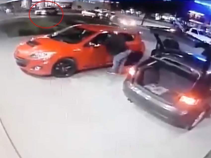 Foto: Captura video Denuncia Ecatepec.