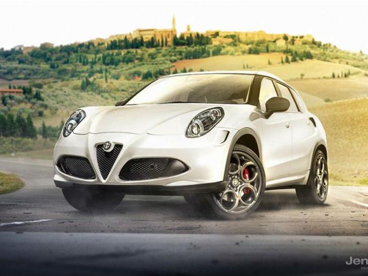 2.- Alfa Romeo 4C. Foto; Jannings Motor Group.