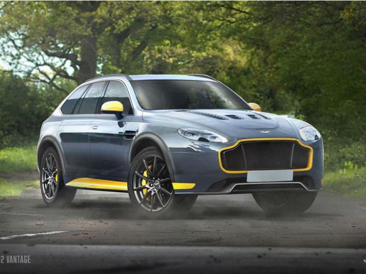 3.- Aston Martin Vantage. Foto: Jannings Motor Group.