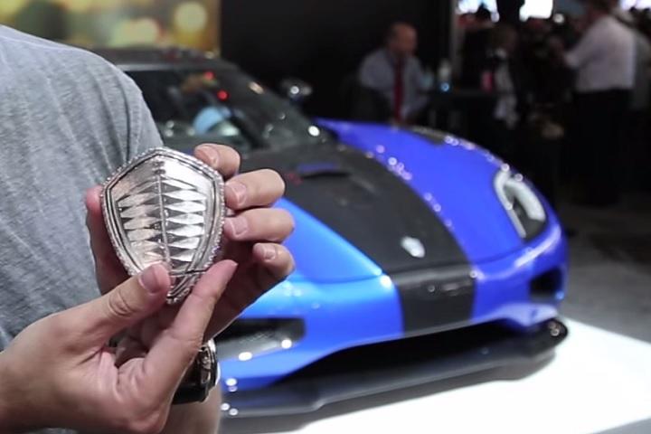 Koenigsegg Fabrico Llave Con Diamantes Mas Cara Del Mundo Atraccion360