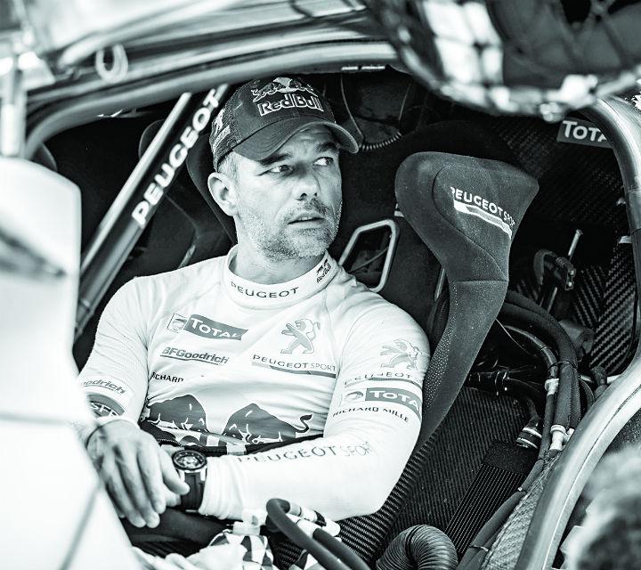 Sebastian Loeb correra en Mexico