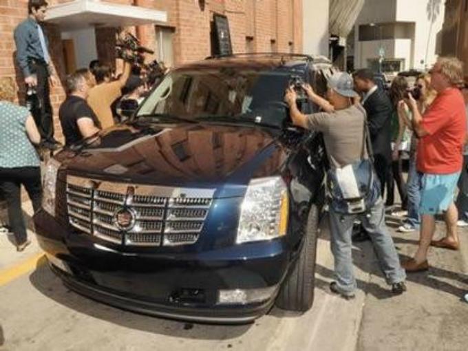Autos Michael Jackson Car Atraccion360