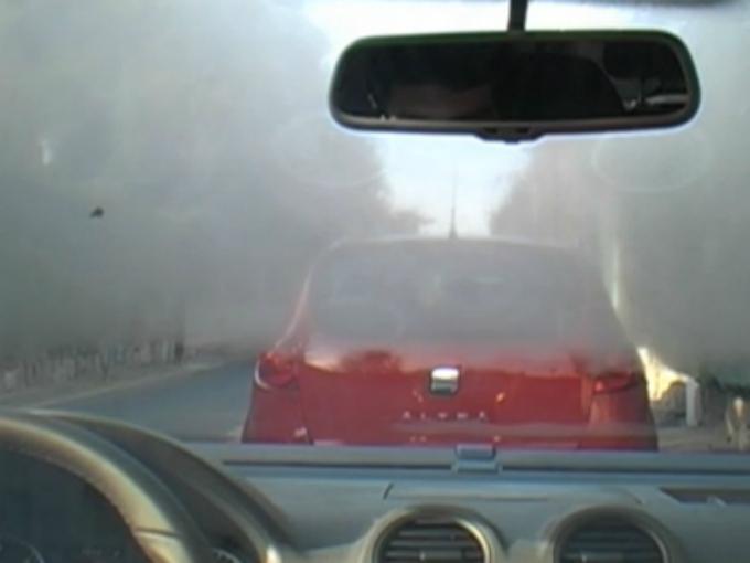 Consejos para evitar que se empa en los vidrios del auto - Como limpiar los cristales del coche ...