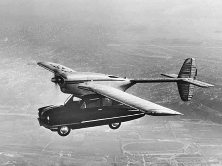 Empresa británica Rolls Royce exhibe su primer vehículo volador