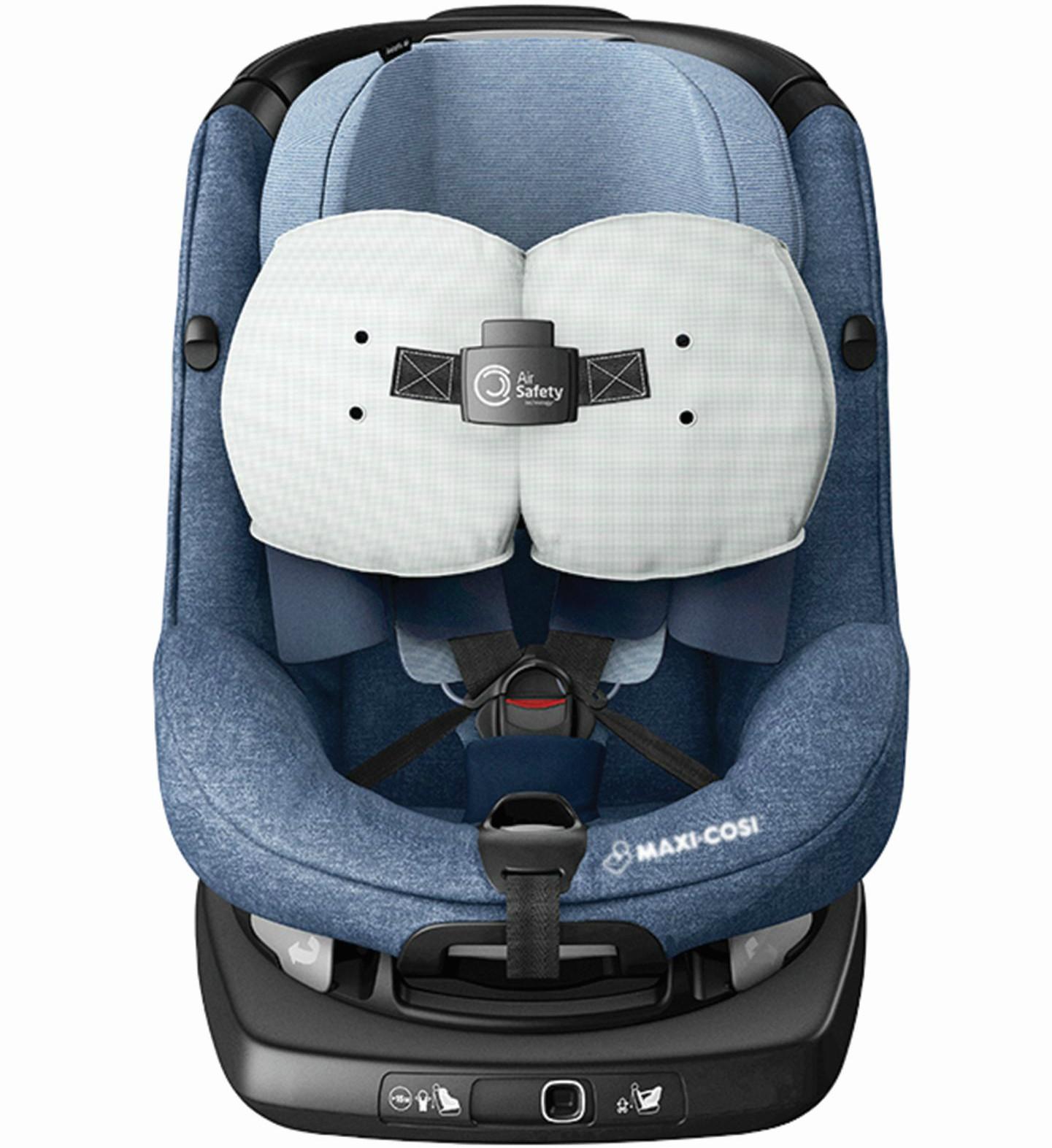 Silla de auto para bebe con bolsas de aire como es y for Silla de bebe para auto