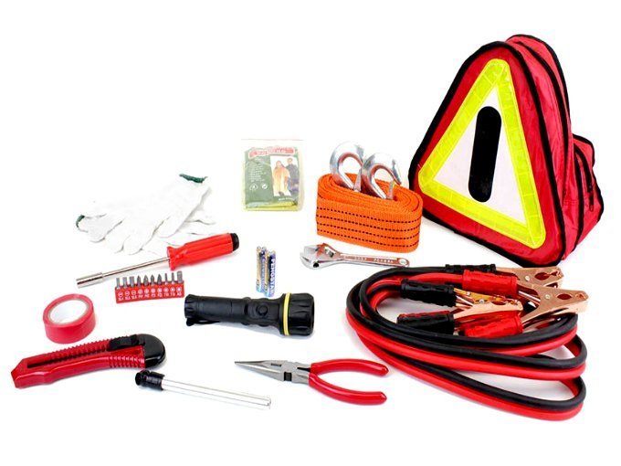 Resultado de imagen para kit de emergencia para auto