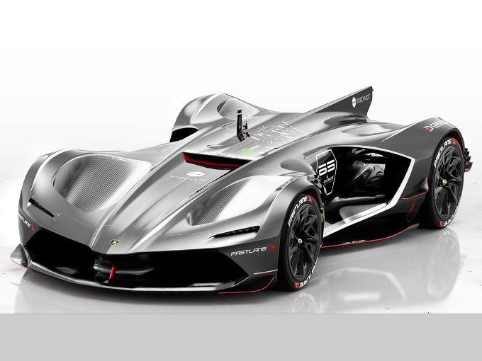 Lamborghini Spectro Aut 243 Nomo Concept De Matteo Gentile Atraccion360
