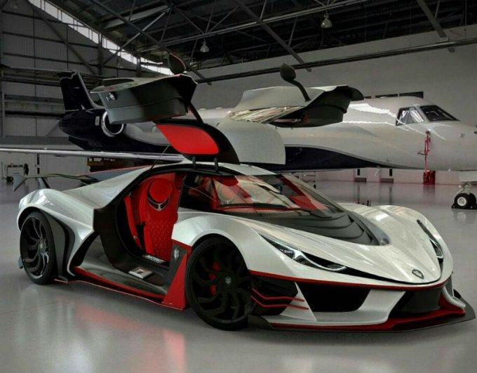 Inferno Exotic Car 2017 >> Este es el segundo auto de Inferno marca mexicana de superdeportivos | Atraccion360