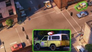 El Misterio De Camioneta Pizza Planeta En Peliculas Pixar Atraccion360