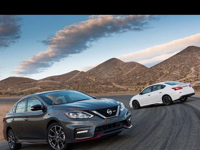 El Nissan Sentra Nismo llegó a nuestro país para mostrarnos el lado deportivo de la firma japonesa. Foto: Nissan