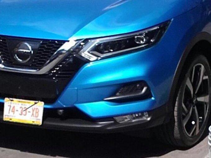 ¿Por qué Nissan podría introducir otro SUV? Foto: Twitter