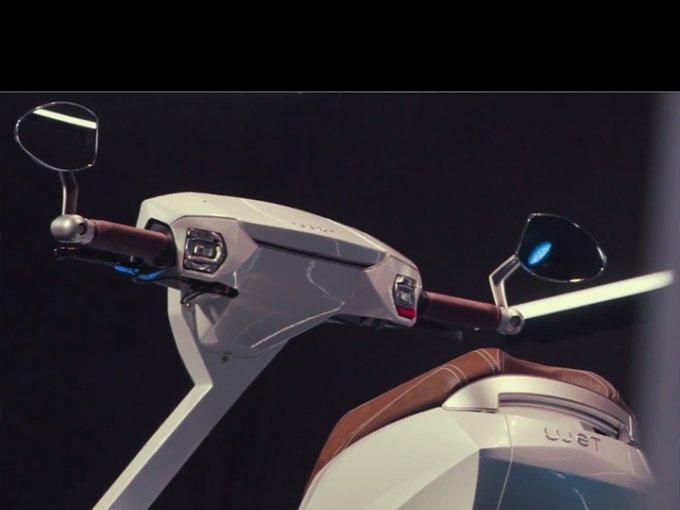 Ujet narra con un renovador sistema de baterías de alta densidad (mayor que las de Tesla) que privilegian una mayor carga con la que podrás recorrer hasta 150 kilómetros. Foto: Ujet