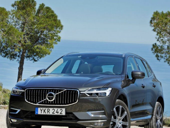 Volvo XC60 consigue mejores calificaciones que su hermanita la XC90. FOTO: Volvo.