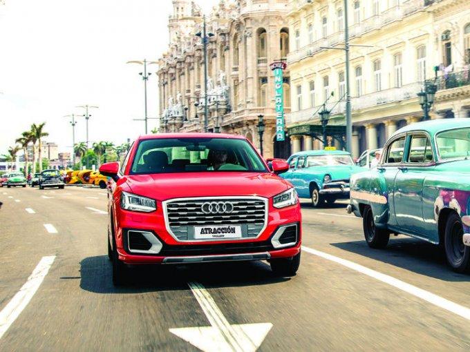 Con la Q2, Audi coloca a tu predisposición la posibilidad de armar el auto de tus sueños: podrás seleccionar el color, el equipamiento y hasta el motor