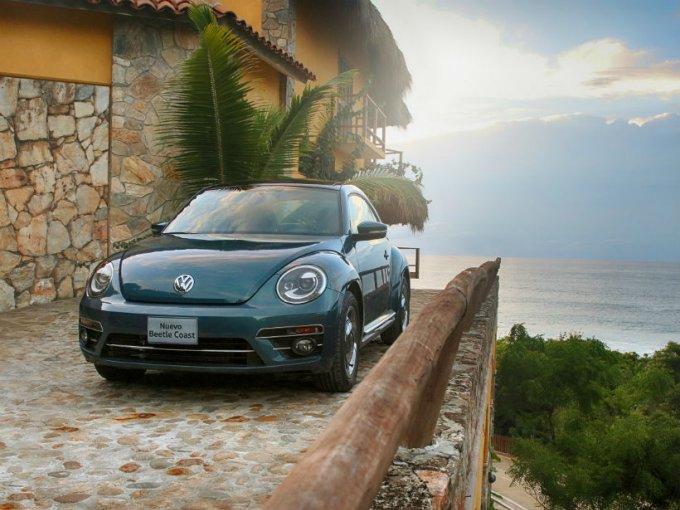 Para los amantes de las playas y la música, Volkswagen lanza 02 inéditas versiones limitadas del descendiente del queridísimo Vocho