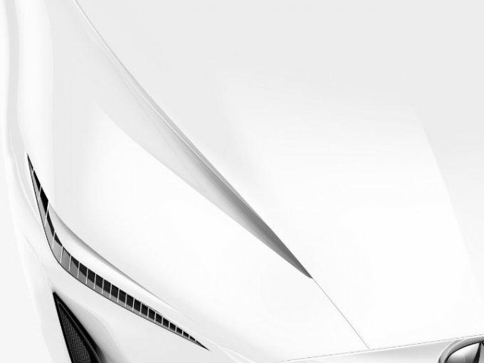 El inédito modelo muestra una nueva generación de coches de la marca de lujo japonesa
