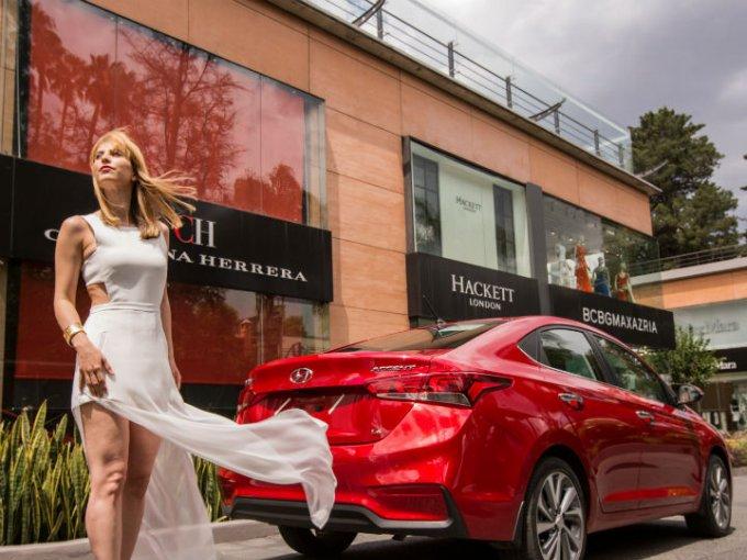 Hyundai decidió traer al mercado mexicano el Accent, un auto atractivo, que es apto de hacerte sentir orgulloso de él por su diseño y equipamiento