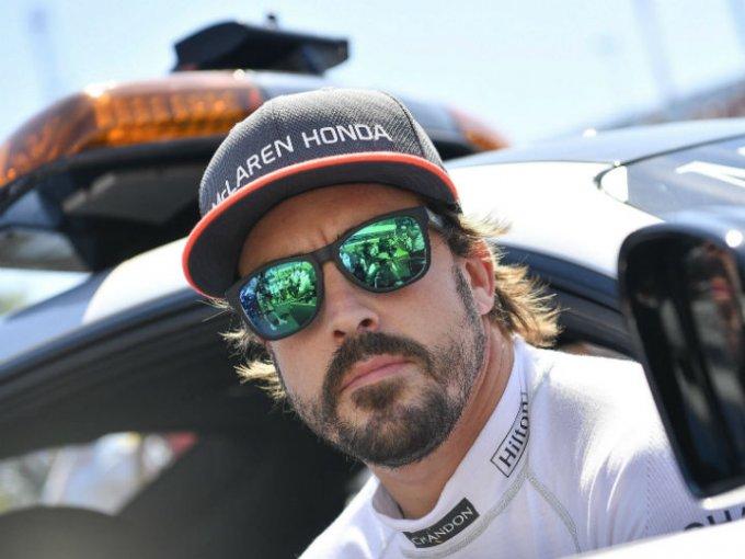 McLren ha confirmado que Alonso correrá las veinticuatro Horas de Le Mans así cual otras datas del WEC con el equipo Toyota FOTO: AP