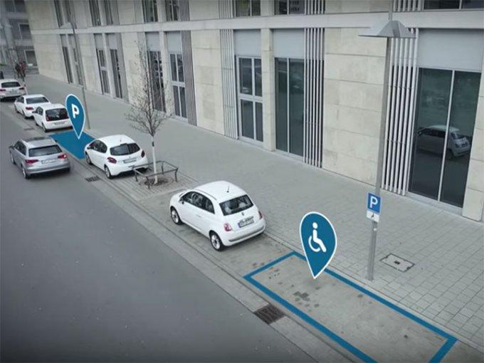 Pasar horas buscando estacionamiento, podría quedar en el pasado. Foto: Especial
