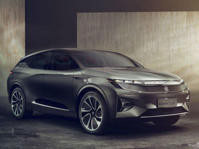 Este inédito SUV alardea de tecnología de manejo autónomo, además de sus capacidades de propulsión eléctrica, llegará al mercado en 2019