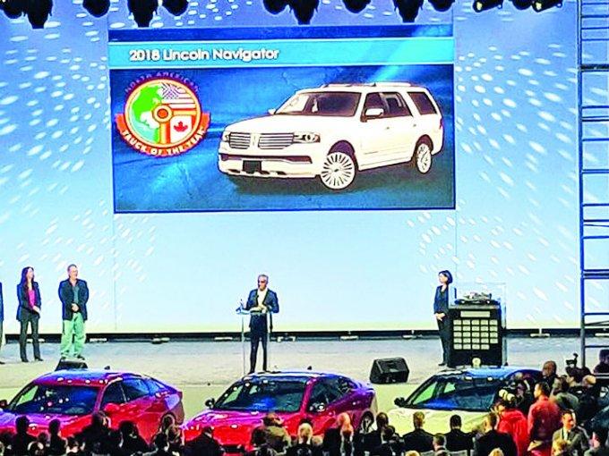 Sorpresas se permitieron ver en la entrega del galardón más codiciado en Norteamérica para la industria automotriz