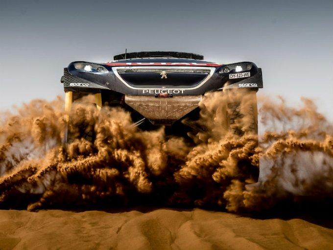 10datos de la exitosa era de la marca francesa en el Rally más duro del mundillo