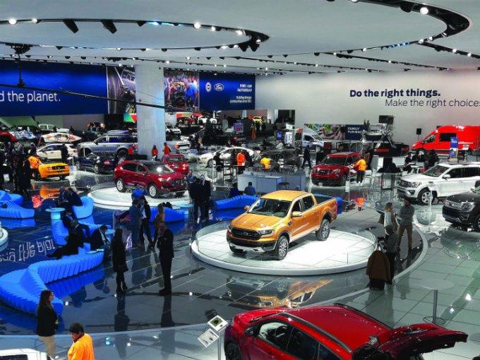 Con una esencial presencia de medios, distribuidores y representantes de la industria automotriz mexicana, el autoshow de Detroit lució lo mejor de nuestra manufactura