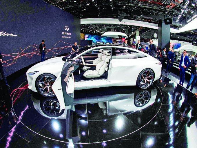 Estos son los coches que más llamaron la atención durante el primer autoshow del año
