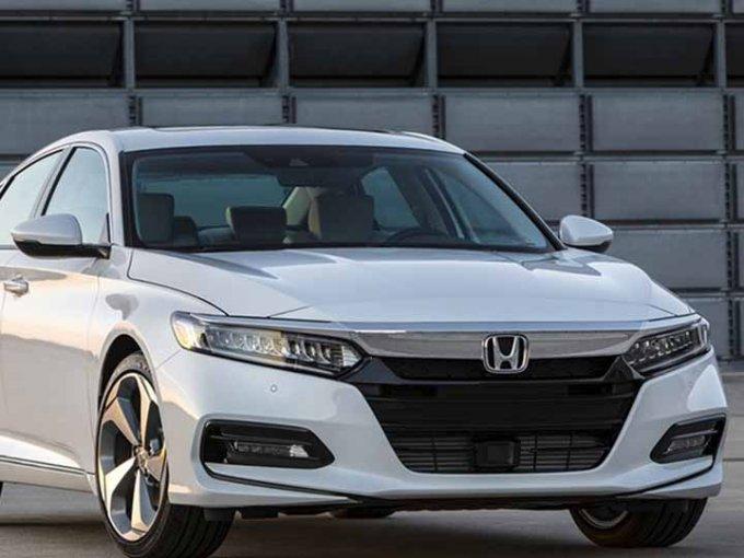 La nueva generación del ganador del título 'auto del año', hará su debut en México. Foto: Honda