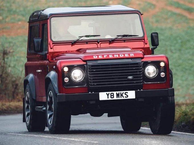El mítico todoterreno de Land Rover, otorga un último aliento. Foto: Especial