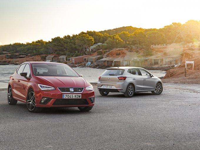 Ahora, la gama de SEAT Ibiza alardea una mayor seguridad, aunque a costa del precio. Foto: SEAT