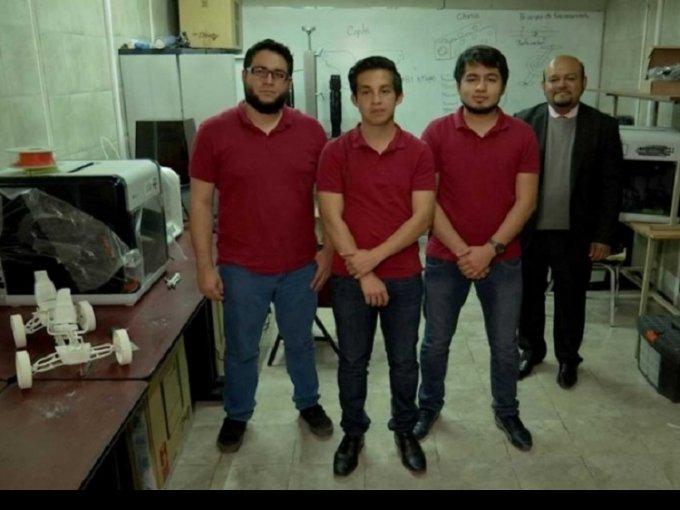 Estudiantes del IPN trabajan en un coche que sería mandado a Marte